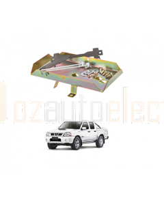 Projecta HCBT154 Heavy Duty Dual Battery Tray suit for Nissan Navara D22 2.5 Litre Diesel