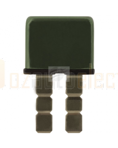 Cole Hersee Circuit Breaker 30A 12V Plug in Type 1 Thermal Reset