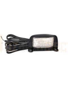 LED Autolamps Licence Plate Lamp  (No Plug and 6 metre of Cable)