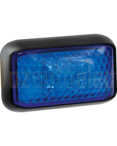 LED Autolamps 35 Series Blue Courtesy Lamp