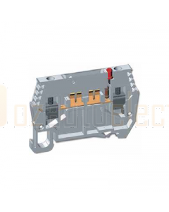 Din Rail Terminal Insulated Jumper 12 Pole - 43509/12