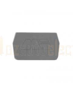 Din Rail Terminal 43585 Separator/ End Plate 1.5mm