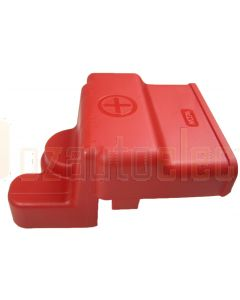 Red Cover to suit 3 Way Distribution Unit