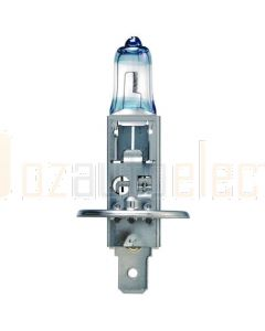 Narva 48530BL Halogen H1 Globe Blue Plus 110 24V 55W P14.5s (Blister Pack of 1)