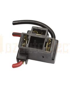 Narva 49894BL Sealed Beam H4 Connector (Blister Pack)