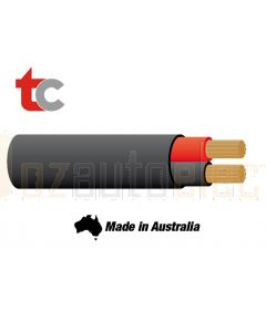 Tycab 4B&S Twin Core Twin Sheath Cable - Cut to Length