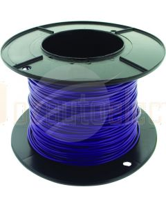 4mm Single Core Cable Violet 100m Roll