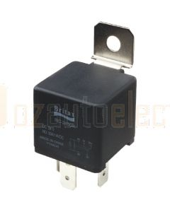 Cole Hersee Mini Relay 12V 40amp N/O 4 Pin Resistor Type