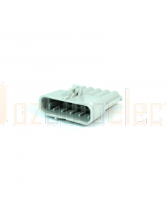 Delphi 12186400 280 Series Sealed Metri-Pack 5 Way Male Connector