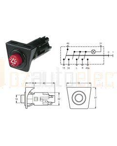 Hella 5227 Hazard Warning Switch