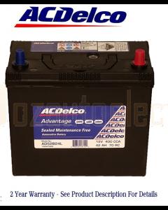 AC Delco Advantage AD52B24L Automotive Battery 400CCA