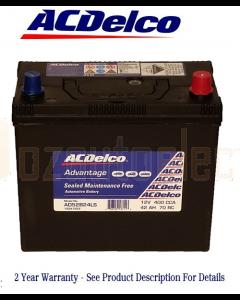 AC Delco Advantage AD52B24LS Automotive Battery 400CCA