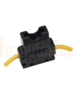 Narva 54404BL In Line Standard ATS Blade Fuse Holder Blister Pack