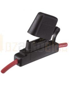 Narva 54414 In-Line Maxi Blade Fuse Holder with Weatherproof Cap