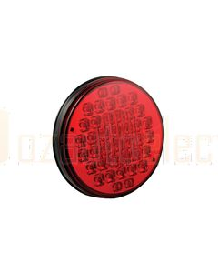 LED Autolamps 5575R Single Stop/Tail Lamp (Poly Bag)