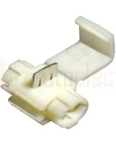 Narva 56160 White Wire Tap Connectors 3-4mm (Box of 50)