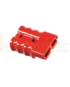 Narva 57215R Red Heavy Duty 175 Amp Connector Housing with Copper Terminals