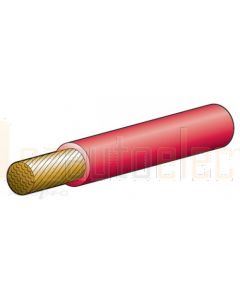 Narva 580-30RD Red Single Core 0 B&S Battery and Starter Cable 30m Roll