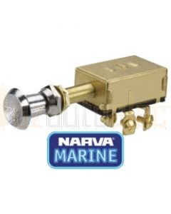 Narva 60017BL Off/On/On Push/Pull Switch (Marine)