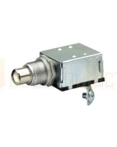 Narva 60030BL Momentary (On) Push Button Switch