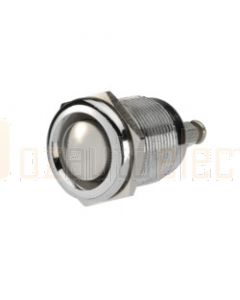 Narva 60037BL Momentary (On) Push Button Switch