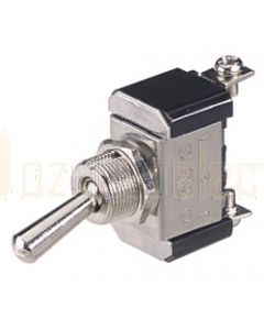Narva 60055BL Off/On Metal Toggle Switch