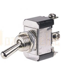 Narva 60056BL On/Off/On Metal Toggle Switch