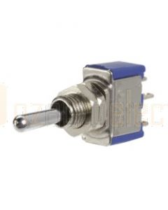 Narva 60291BL Micro On/Off/On Toggle Switch