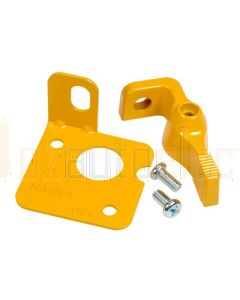 Narva 61077Y Yellow Lock-out Lever Kit