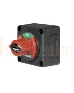 Narva 61082BL Battery Master Switch, Rotary Style