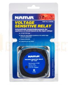 Narva 61092BL 12 Volt 140 Amp Voltage Sensitive Relay