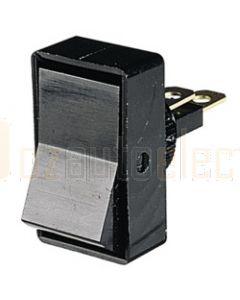 Narva 62020BL SPST Off/On Black Rocker Switch
