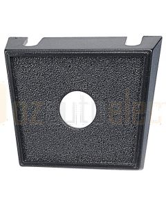 Narva 62040BL Single Hole Plastic Switch Panel