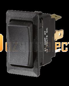 Narva 64051BL Off/On/On Heavy-Duty Rocker Switch (Headlamp/Wiper)