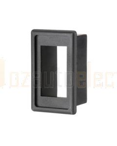 Narva 63180BL Mounting Panel Suits Single Switch
