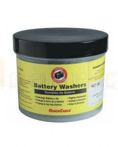 Quikcrimp Battery Terminal Protective Washer - Positive
