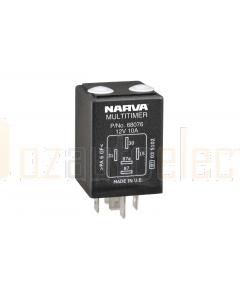 Narva 68076BL 10A 5 Pin Adjustable Timer Relay