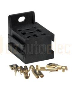 Narva 68084BL Relay Connector for 6.3mm x 0.8mm Flat Pin Connectors