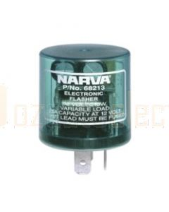 Narva 68213BL 12 Volt 3 Pin Electronic Flasher - Blister Pack