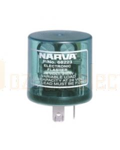Narva 68223BL 24 Volt 3 Pin Electronic Flasher - Blister Pack