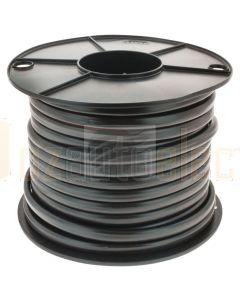 6 B&S Twin Sheath Twin Core Cable 50m Roll