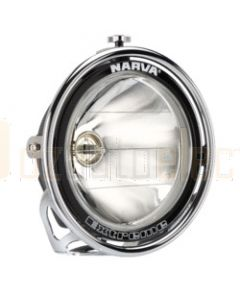 Narva 71756 Extreme Pencil Beam Driving Lamp 12 Volt 100W - Chrome Mount