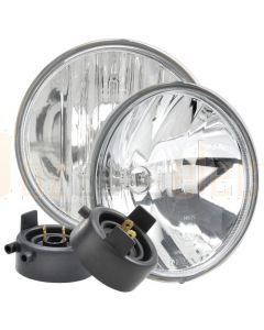 Narva 72006 H1 7'' (178mm) 12V 55W High Beam Free Form Halogen Headlamp Conversion Kit