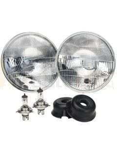 Narva 72040 H4 7'' (178mm) 12V 100/55W High/Low Beam Halogen Headlamp Conversion Kit