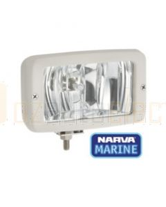 Narva 72421 Stingray Watertight Deck Lamp Wide Flood Beam