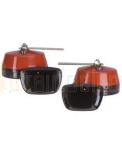 Narva 72501 12 Volt Fanfare Horn Set