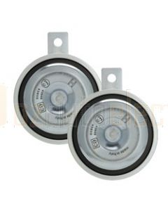Narva 72520 24 Volt Twin Horn Pack High/Low Tone