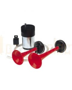 Narva 72530 12 Volt Twin Air Horn Kit