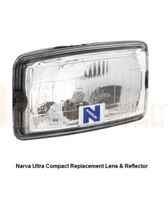 Narva 74029 Ultra Compac Driving Lamp Replacement lens and Reflector