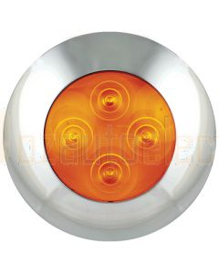 LED Autolamps 75 Series Courtesy Lamp- Orange